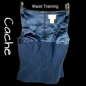 Cache Waist Training Top